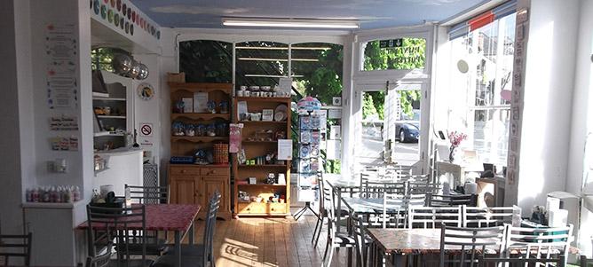 haahoos potter painting studio in twyford berkshire