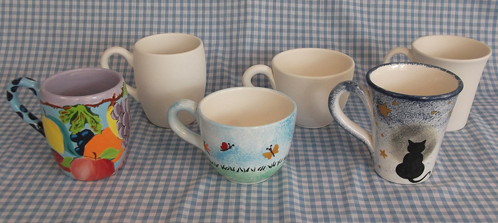 Relax with a brew mugs